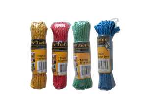 Wholesale: Thick colored twine, 13 yards