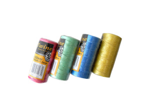 Wholesale: Colored twine, 4 rolls, 54 yards total
