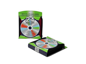 Wholesale: CD holder for 24 discs