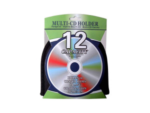 Wholesale: CD holder for 12 discs