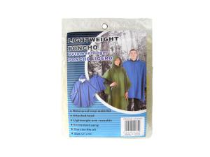 Wholesale: Lightweight poncho