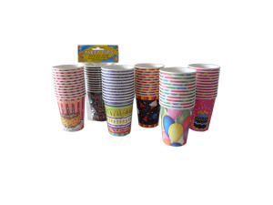 Wholesale: Party cups, pack of 12
