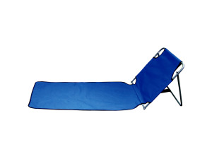 Portable Beach Mat with Metal Frame