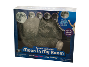Wholesale: Remote Controlled Moon In My Room Light