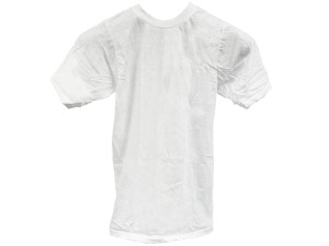Medium Men's White T-Shirt