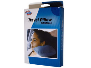 Wholesale: Inflatable Travel Pillow