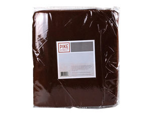 Brown Two Pack Throw Blankets