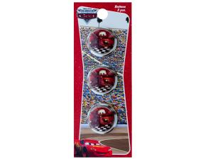 Wholesale: Disney 3 pc cars mater buttons