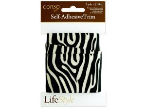 Wholesale: Conso 2yd zebra band