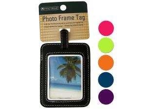 Wholesale: Photo Frame Luggage Tag