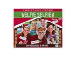 Elfie Selfie Photo Booth Props