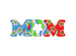 "24 ""Mom"" Shaped Sand Art Sets"