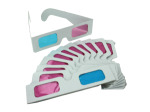 Paper 3D glasses, pack of 12