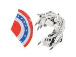 Patriotic Bunting Mini Light Set