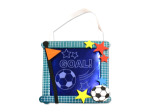 Soccer Banner Craft Kit