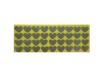 108 piece adhesive metal conversation hearts