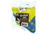 Hibiscus dog bandana