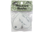Wedding Glass Place Cards