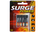 "Surge Power ""AAA"" Batteries"