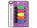 Mini highlighters, pack of 5