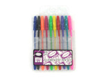 Fluorescent pen set, pack of 10 pens