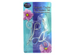 Eyelash Curler & Tweezers Set