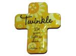 4pk twinkle cross magnets