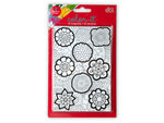Color Your Own Magnets 16 Piece