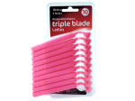 Ladies Triple Blade Disposable Razors