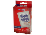Moisturizing Antibacterial Hand Wipes