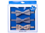 Luv Him Baby Bowtie Set of 3