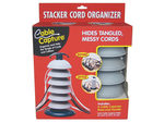 Cable Capture Stacker Cord Organizer