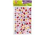 Flowers & Ladybugs Sm'art Stickers Set