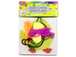 Kid's cross stitch kit