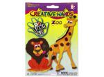 Zoo animal craft kit