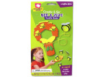 Bee and hive paddle game craft kit