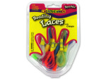 Colored beading laces with clasps