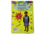 Disposable Children's Artist Smock Set