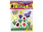 3-D Spring fun craft stickers