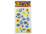 3-D Celestial foam stickers