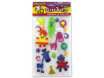 3-D Party animal stickers