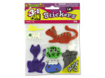 3D Cat craft stickers