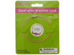 Steel Wire Craft Bracelet