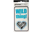 Wild Thing! Phone Stones Stickers