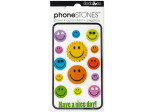 Smiley Faces Phone Stones Stickers
