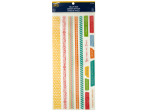 Spring Fever Vellum Tape Strips