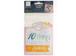 10 Things Friends Journaling Pocket