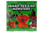 Make Your Own Jumbo Fuzzies Monsters Kit
