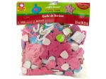 Candy Lane Glitter & Foam Stickers