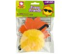 Foam Sun Fuzzy Friends Craft Kit
